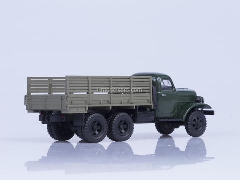 ZIS-151 board green-brown 1:43 AutoHistory