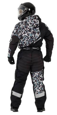 Утепленный костюм - «KUB» (куб)