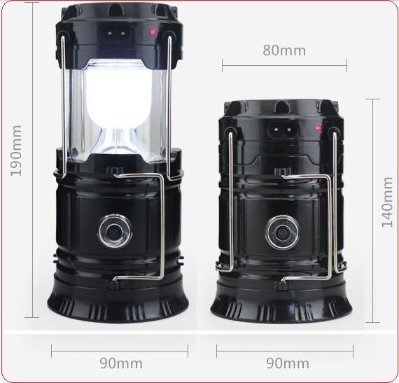 5f193803daf8 Компактный светодиодный кемпинговый туристический фонарь ✸ Купить в ...