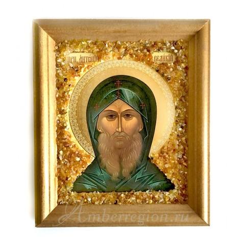 Икона Святого Антония Великого