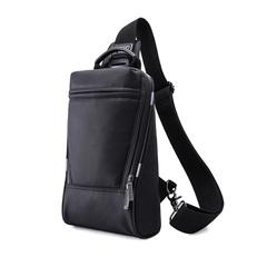 Рюкзак однолямочный повседневный КАКА 99027 чёрный