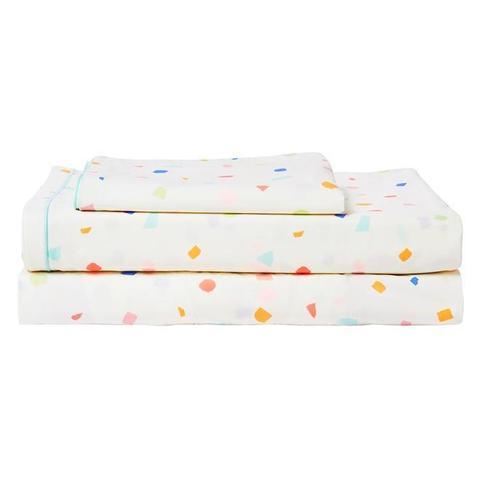 Комплект постельного белья с одной простыней