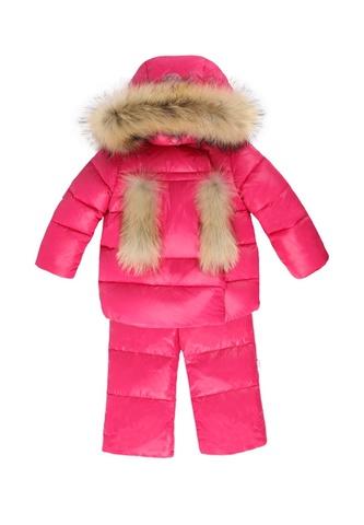 Комплект зимний пуховый для девочки
