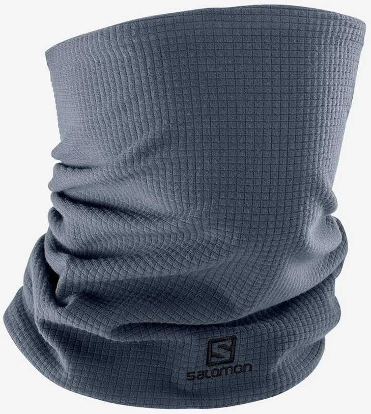 Шарф-трансформер Шарф лыжный Salomon Rs Warm Tube Ebony/Black rs-warm-tube__LC1137800.jpg