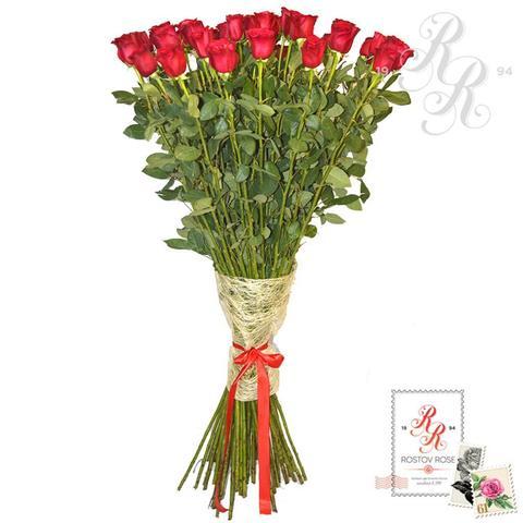 Букет 101 роза Эксплорер