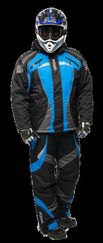 Прочный костюм с подогревом из мембранной ткани «DRIFT»