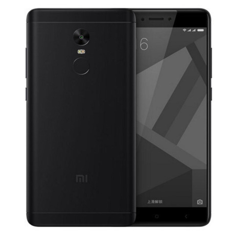 Xiaomi Redmi Note 4X 64 GB Black