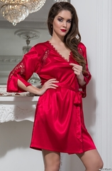 Халат женский MIA-Amore MIRABELLA МИРАБЕЛЛА 2073