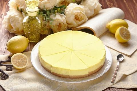 Чизкейк лимонный 1,2кг
