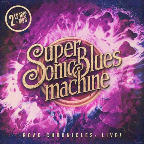 Supersonic Blues Machine / Road Chronicles: Live! (2LP)