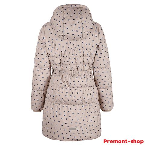 Демисезонное пальто Premont для девочек Сахарная вата SP71312