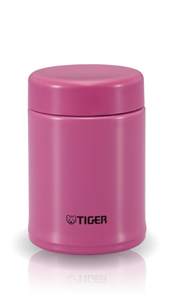 Термос для еды Tiger MCA-025 (0.25 литра) розовый