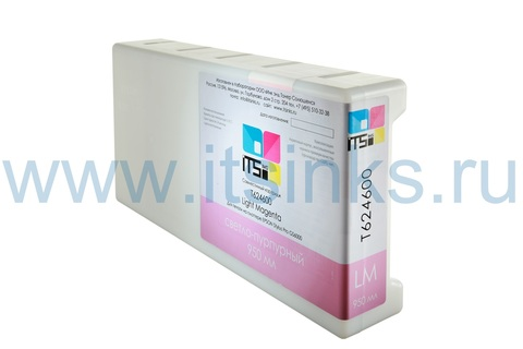Картридж для Epson GS6000 C13T624600 Light Magenta 950 мл