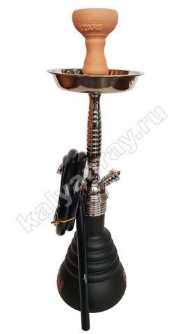 Amy 4 Star 410 с-bk  серебряный, чёрный