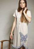 Ночная сорочка с бабочкой Rebecca & Bros