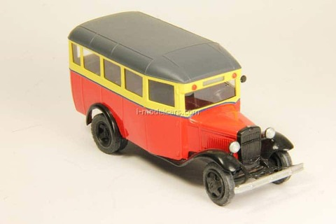 GAZ-03-30 Vector-models 1:43