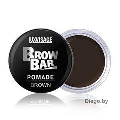 Стойкая матовая помада для бровей Brow Bar 03 Brown
