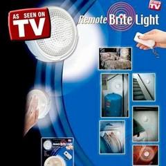Светильник с пультом Remote Brite Light  (Ремоут Брайт Лайт)