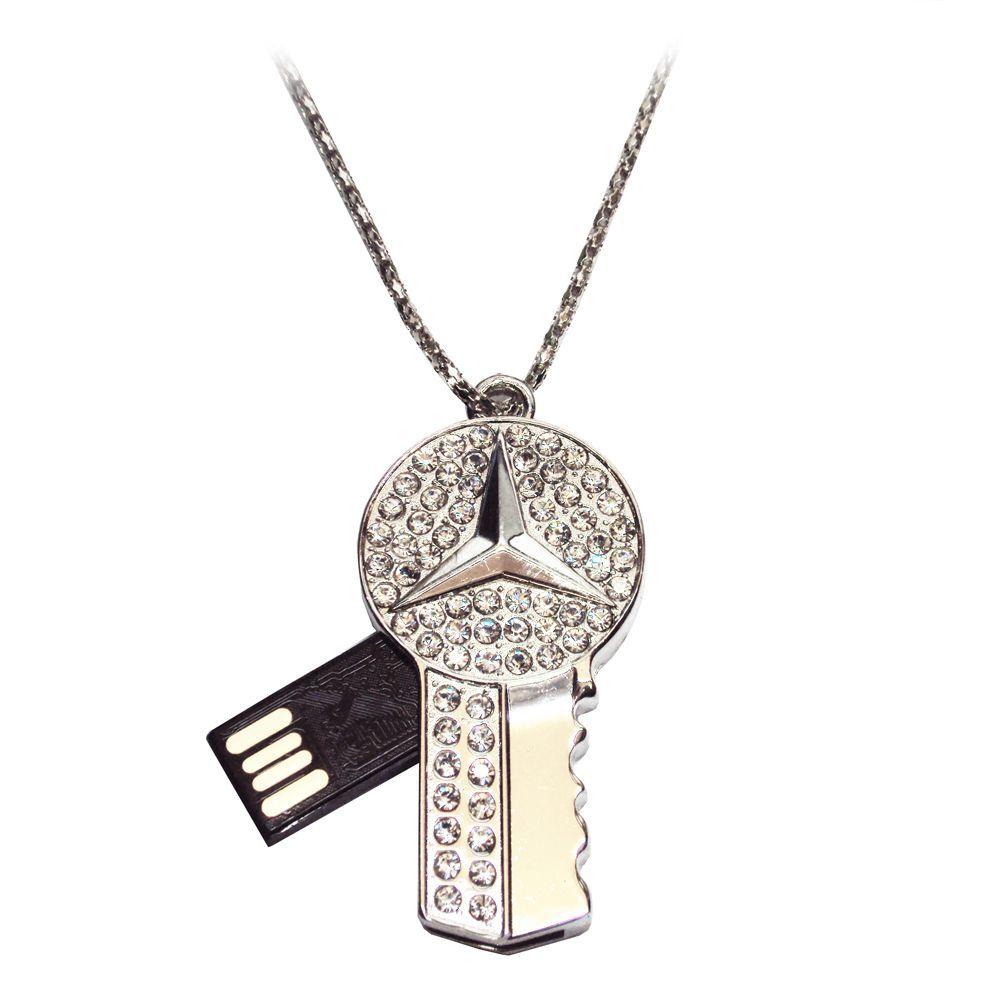 usb-флешка ключ мерседес