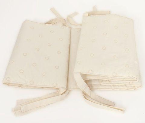 Бампер для детской кроватки 380х45 Bovi Кружочки