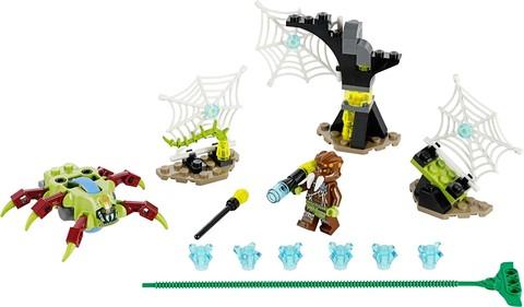 LEGO Chima: Паучьи сети 70138