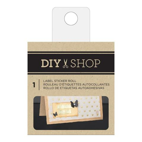 Стикеры DIY Shop 3 Kraft Stickers Labels-30шт