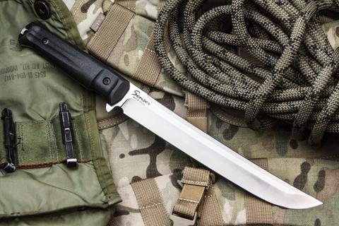 Туристический нож Sensei AUS-8 StoneWash
