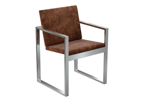 Обеденный стул ЛАУНЖ экокожа