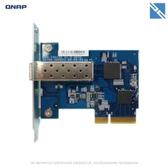Сетевая карта QNAP Single-Port 10 Gigabit SFP+ Network Expansion Card