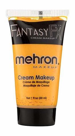 MEHRON Грим на водной основе Fantasy FX,  Orange (Оранжевый), 30 мл
