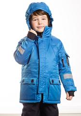 Куртка горнолыжная детская Tenson Himalaya Kids Jacket Blue