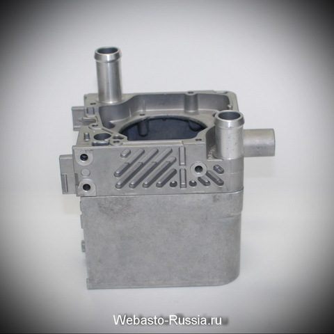 Heat exchanger Webasto Thermo Top C/E/Z (direct exhaust)