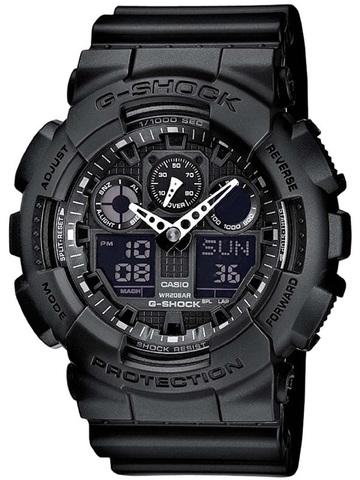 Купить Наручные часы Casio G-Shock GA-100-1A1DR по доступной цене