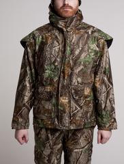 куртка для охотника с рисунком
