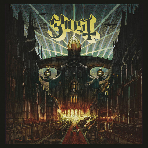 Ghost / Meliora (LP)