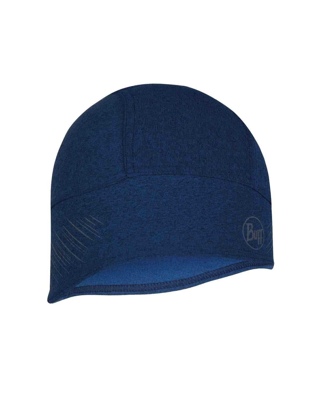 Шапка из тонкого флиса Buff Hat Tech Fleece R_Night Blue