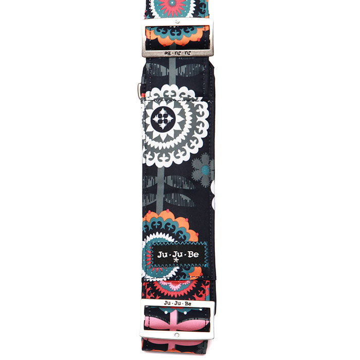 #Ремни для сумки Ju-Ju-Be Messenger Strap Dancing Dahlias