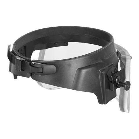 Забрало съёмное противопульное для шлемов БЗШ/ШБМ ЗП666