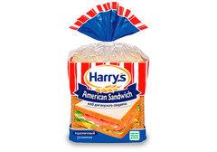 Хлеб сандвичный Harrys, 705г