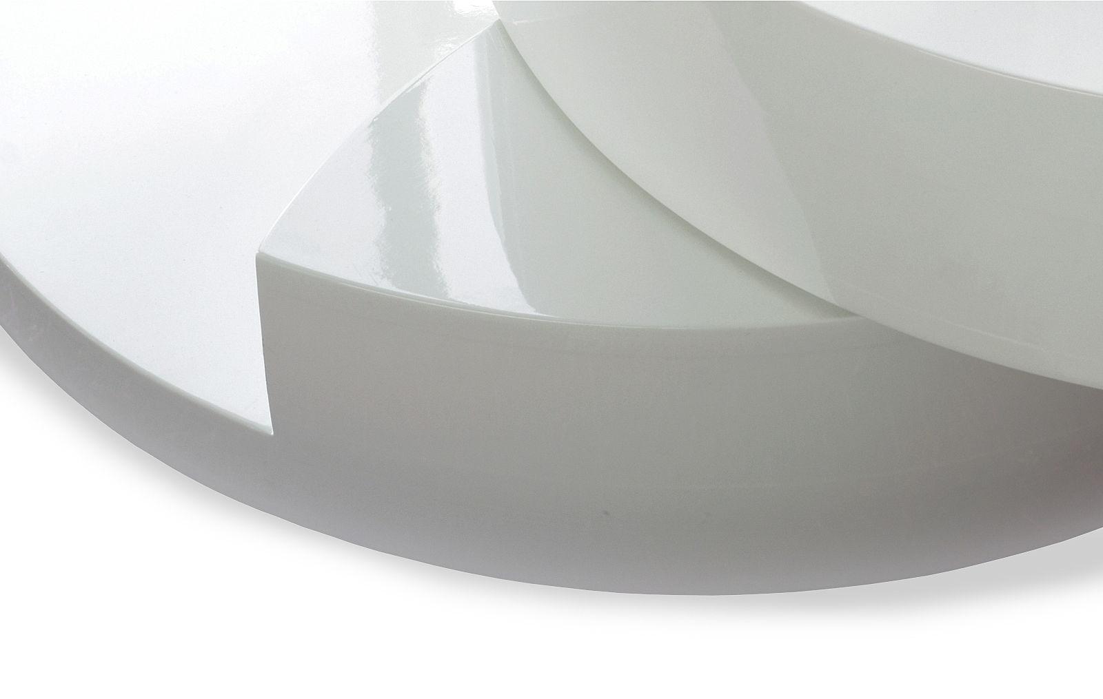 Стол журнальный DUPEN (Дюпен) CT-042 белый