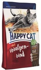 Корм для кошек Happy Cat Альпийская говядина