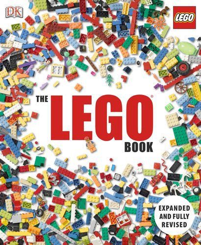 The LEGO Book. Обложка
