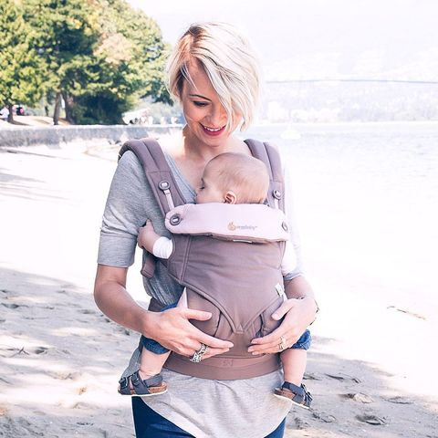 ERGO BABY CARRIER 360 (Лиловый)