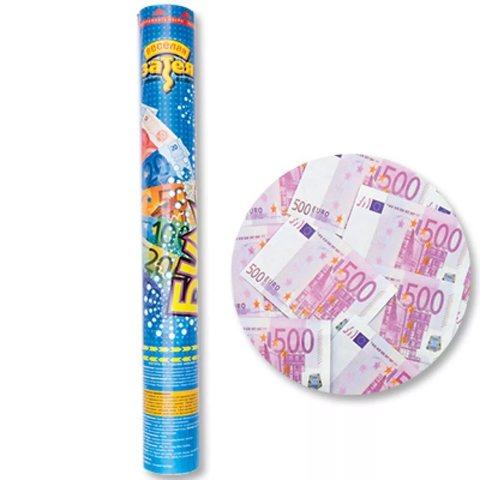 Пневмохлопушка Денежный Дождь Евро