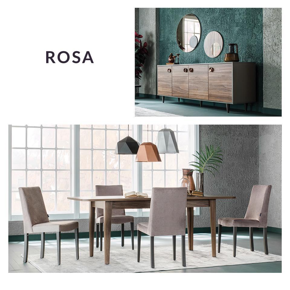 Коллекция ROSA ENZA HOME