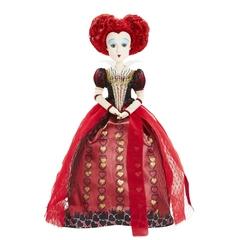 Коллекционная Кукла Красная Королева Ирацибета Мрамориальская  - Алиса в Зазеркалье, Jakks Pacific