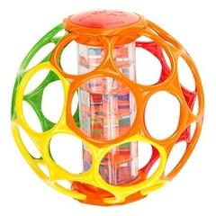 Oball Мячик «Oball с погремушкой» 15 см (81030)