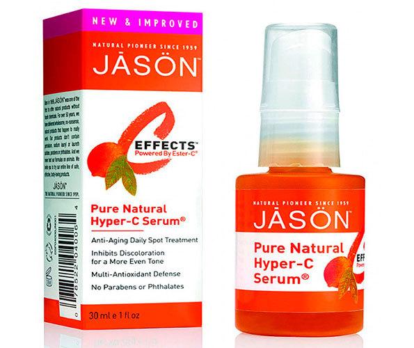 Антивозрастная сыворотка с витамином С, Jason