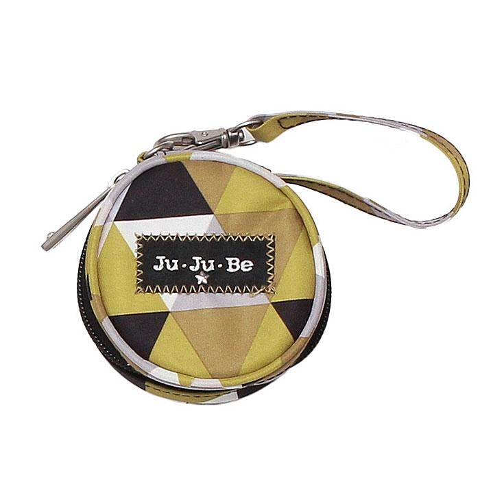 #Сумочка для пустышек Ju-Ju-Be Paci Pod Olive Juice