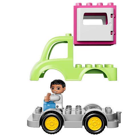 LEGO Duplo: Фургон с мороженым 10586